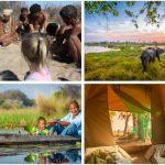 Family Safari in Botswana