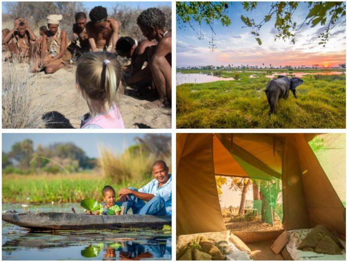 FAMILY SAFARI IN BOTSWANA 2