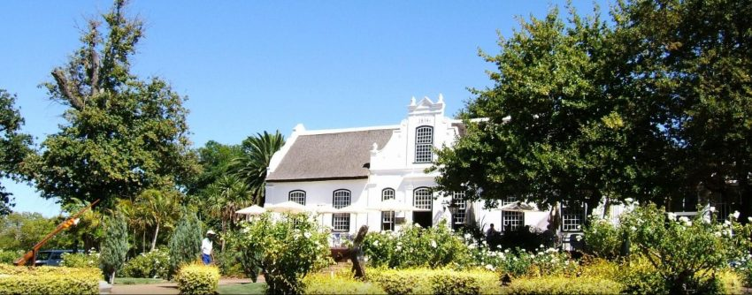 FOOD & WINE TRIP IN SOUTH AFRICA