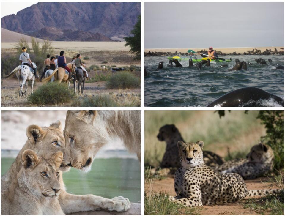 Family Adventure to Namibia 2