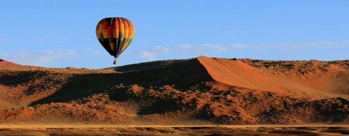 Family Adventure to Namibia