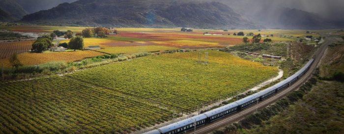 LUXURY TRAIN THROUGH SOUTHERN AFRICA