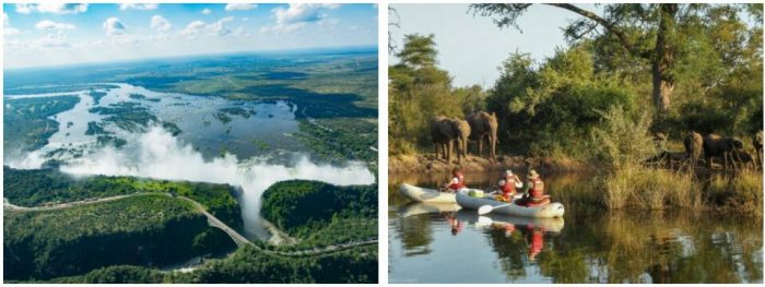SAFARI IN ZIMBABWE AND VICTORIA FALLS 2