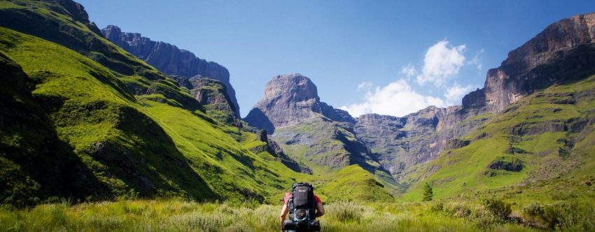 TREKKING IN SOUTH AFRICA