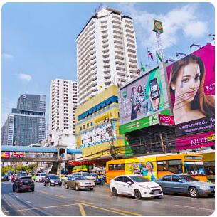 Ratchathewi and Siam Square
