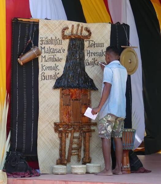 Languages in Timor-Leste