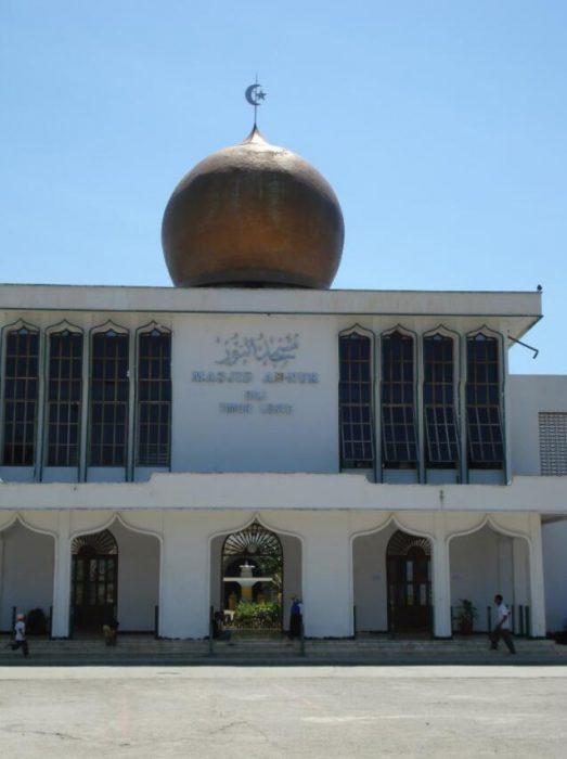 Mosque in Dili Timor-Leste