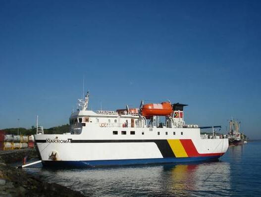 The Berlin-Nakroma ferry