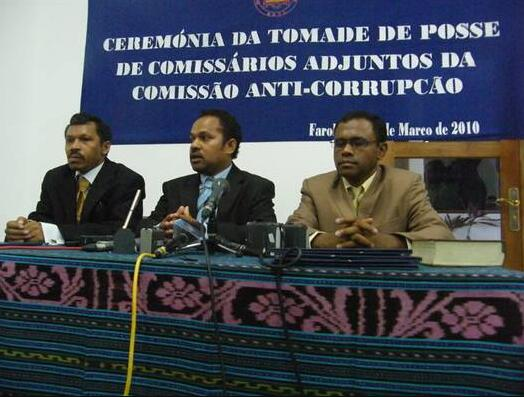 Timor-Leste Anti-corruption agency CAC
