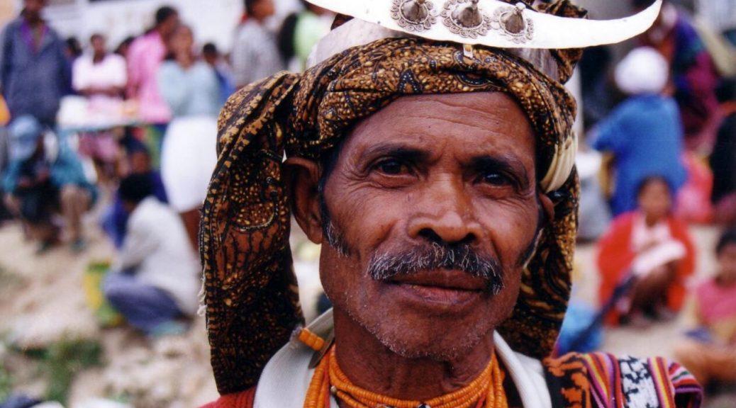 Timor-Leste Liurai - traditional rulers