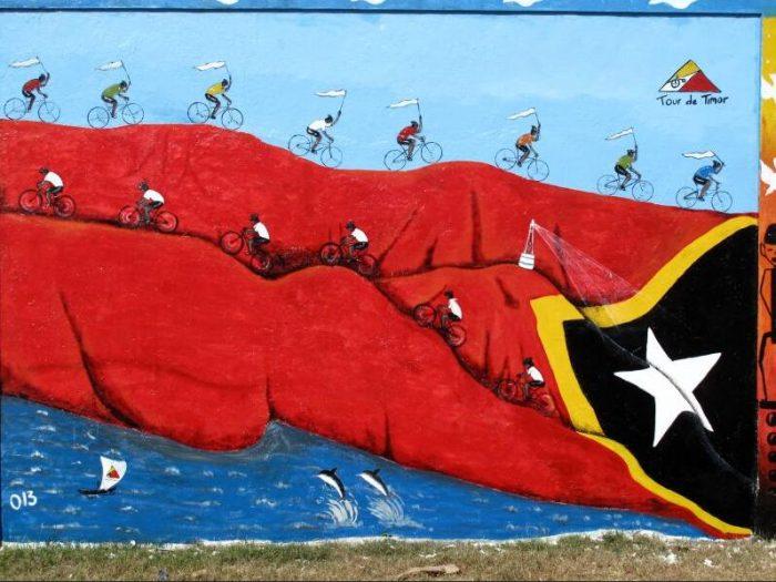 Timor-Leste Peacebuilding through sports