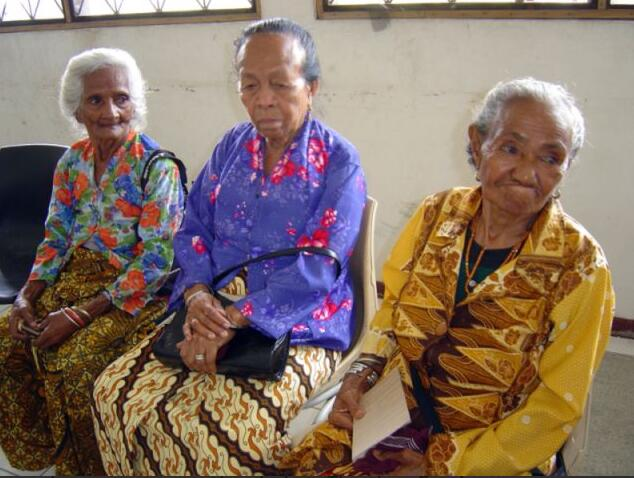 Timor-Leste Workshop with victims of World War II