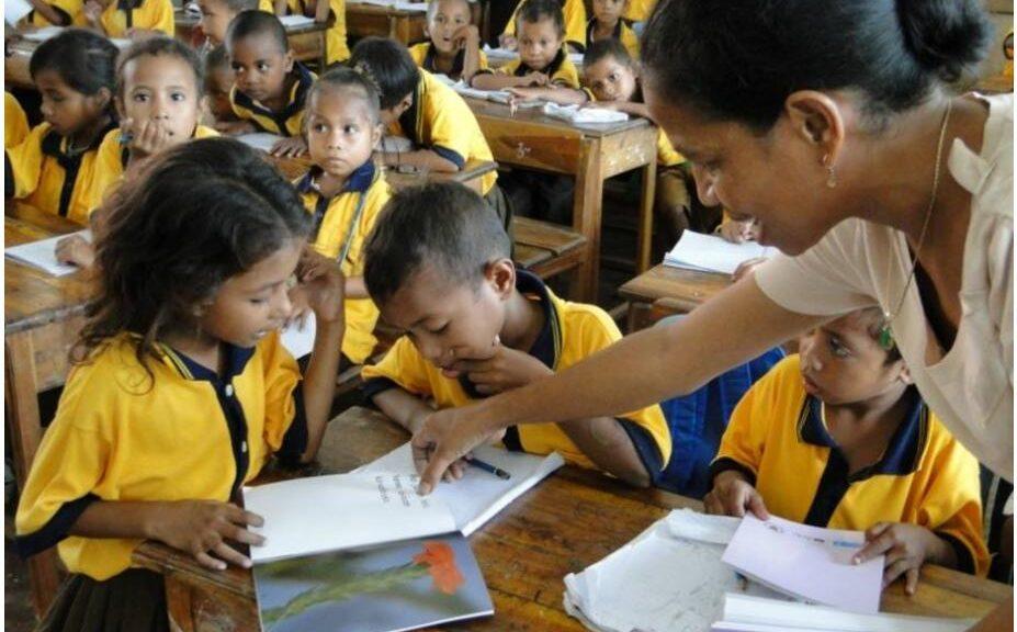 Timor-Leste elementary school