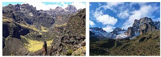 Mount Kenya National Park (World Heritage)