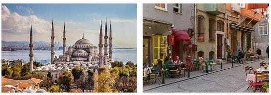 Istanbul, Turkey Overview
