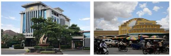 Phnom Penh, Cambodia Overview