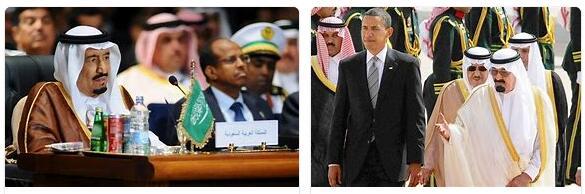 Saudi Arabia Politics