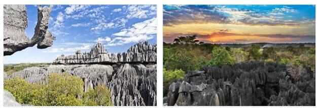 Tsingy de Bemaraha Nature Reserve (World Heritage)