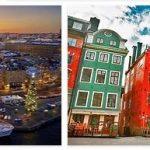Attractions in Sweden