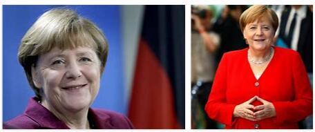Chancellor Angela Merkel 1