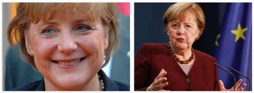 Chancellor Angela Merkel 4