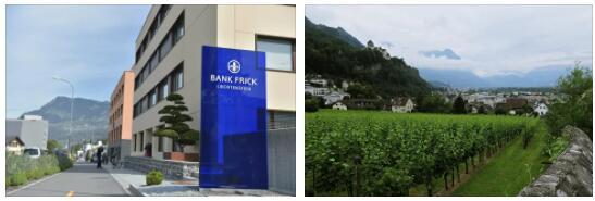 Liechtenstein Economy