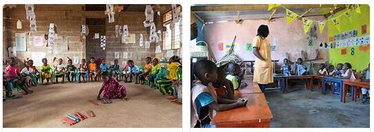 Mozambique Education